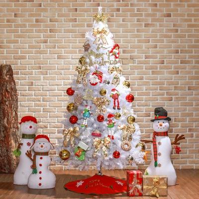 산타나라 210cm 산타선물 화이트트리 풀세트 0364-645