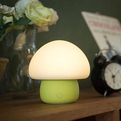[emoi] Mushroom Lamp (Green) 조명