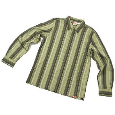 [eS] SONOMA BUTTON-UP L/S SHIRTS (Green)