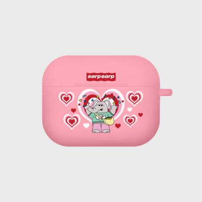kkikki Jelly bomb-pink(Air pods pro case)