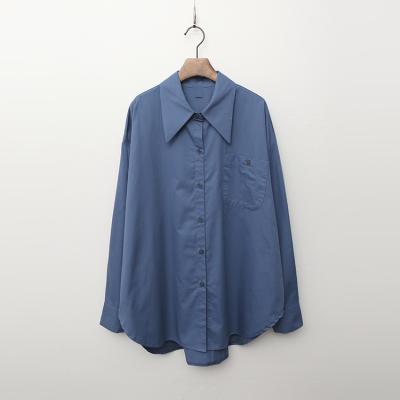 Cotton Unbal Shirts