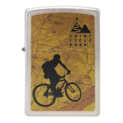 ZIPPO 라이터 CYCLE ROAD