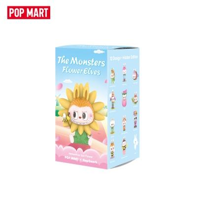 [팝마트코리아정품공식판매처]라부부플라워요정_랜덤