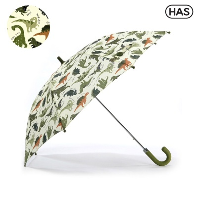 [HAS] 아동 우산_올리브 다이노