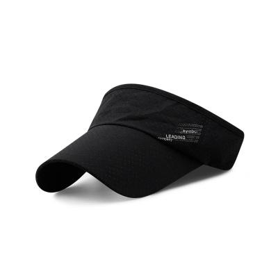 윈드업 메쉬 스포츠 썬캡(블랙)/ 바이저썬캡