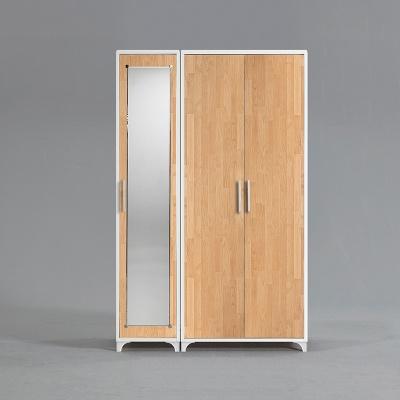 모렌 선반 장롱세트 거울도어형 1200 (착불)