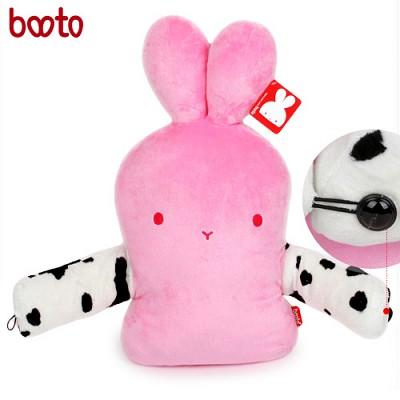 부토(booto) 허리쿠션-핑크