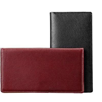 [천연송아지가죽] 지갑 미니 슬림형 사피아노 2 Color