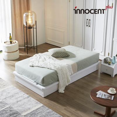 [이노센트] 리브 플로잉 평상형 침대 SS