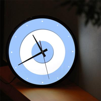 nf194-LED시계액자35R_심플써클