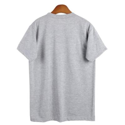 남성 남자 여름 데일리 라운드넥 반팔 면 티셔츠 기본