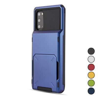 P513 아이폰6S플러스 카드 포켓 범퍼 하드 케이스