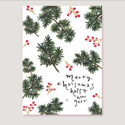 [크리스마스카드] MERRY CHRISTMAS XM3001