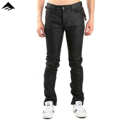 [EMERICA] HSU SLIM DENIM (Indigo Raw)