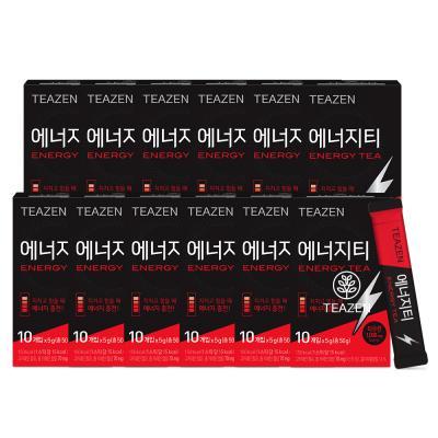 티젠 에너지티 10스틱X12박스(1카톤)