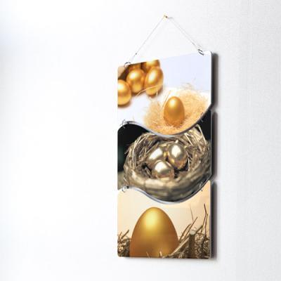 nm445-멀티아크릴액자_금전운이들어오는황금알