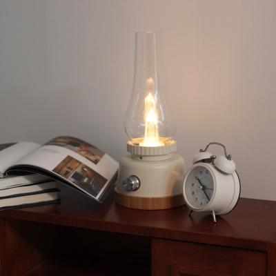 몽몽랜턴_인테리어 홈파티 감성캠핑 LED 호롱유리관