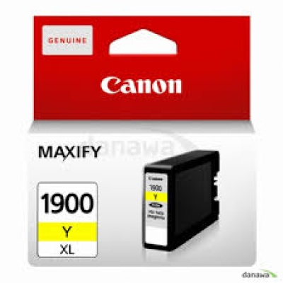 CANON PGI-1900XL 노랑 MB2390