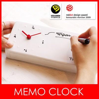 MEMO CLOCK 도자기시계