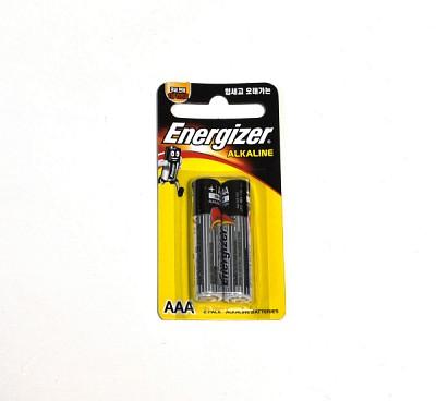 에너자이저 AAA(2알)