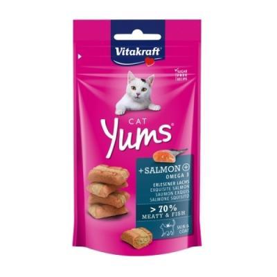비타크래프트 캣얌 연어 40g 고양이간식