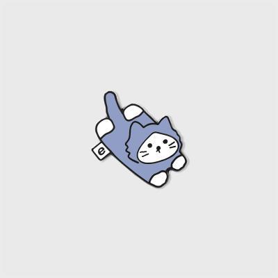 Run Awesome cat(뱃지)