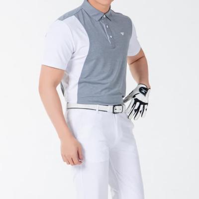 골프웨어 골프복 반팔 티셔츠 남성 기능성 라운딩 D27