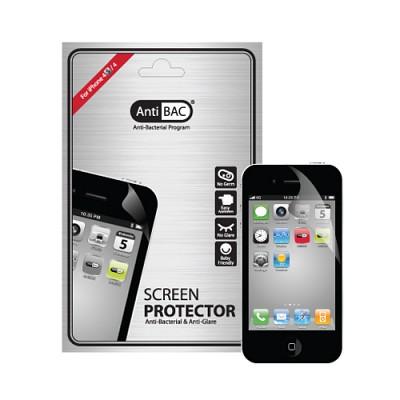 아이크루리 아이폰4/S용 항균 액정전면보호필름