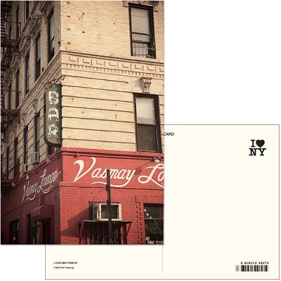 I LOVE NEW YORK (Post card ver.01) - New york 007