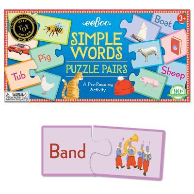 단어 짝맞추기 퍼즐 (영어 읽기 선행학습, 매칭게임)