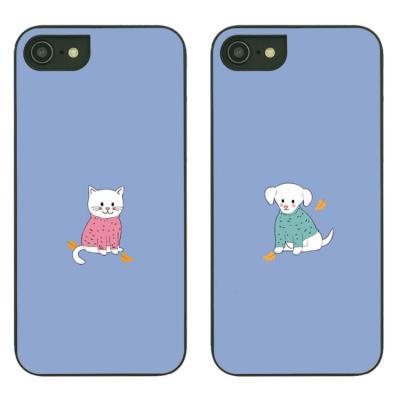아이폰6S케이스 가을스웨터 스타일케이스