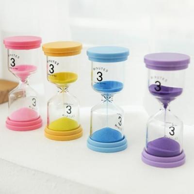 포포팬시 미니 3분 모래시계