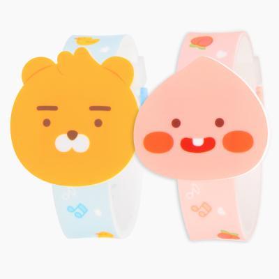 [카카오프렌즈] 키즈페이스 디지털 손목시계 2종 택1