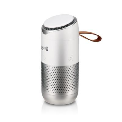 [피큐알] 컴팩트 공기청정기 화이트