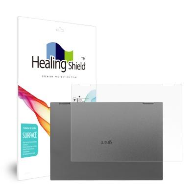 LG 그램360 14T90P 14TD90P 무광 외부필름 상판2매