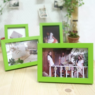 Color Photo Frame (3×5)-4p Set