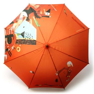 [헤즈]ART 장우산 HS1ART858(새들의 도시)
