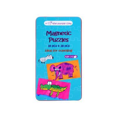 퍼플카우 마그네틱 퍼즐 - NEW ME HOTTRACKS