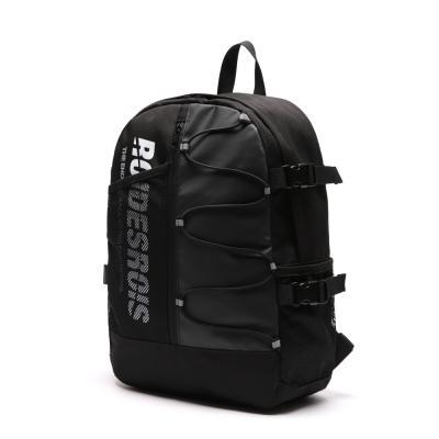 [로아드로아]ROIDESROIS - TWO FACE BACKPACK (BLACK) 가방 백팩 신학기