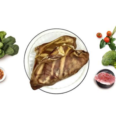 비앤랩 비타민E 통돼지귀  2P 수제간식 강아지간식