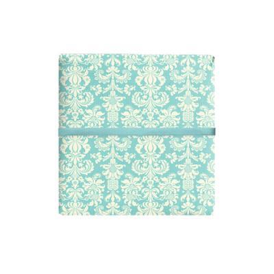 블루 빈티지 포장지 (2장)