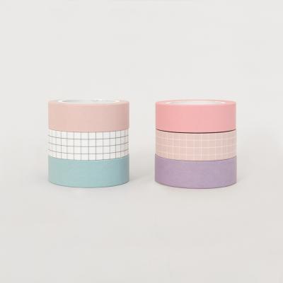 아르떼 마스킹테이프 6P - Cotton candy&Candy shop