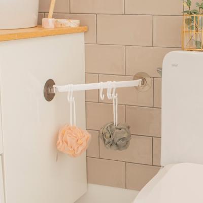 욕실용품 다용도 샤워볼 수건걸이 BI-5711 로이드