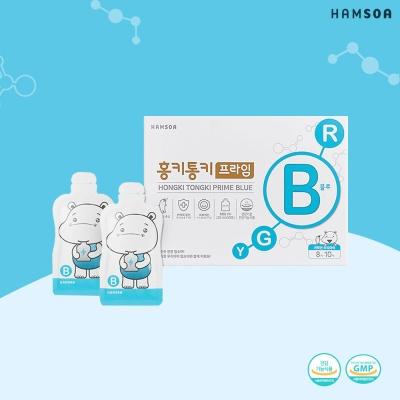 함소아 홍키통키 프라임 블루 20ml x 10포 x 3박스