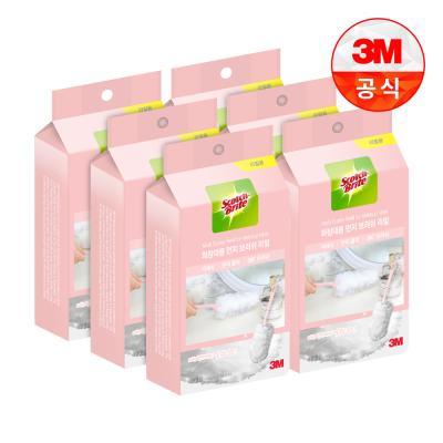 [3M]뉴 화장대용 먼지떨이 리필 2입 6개