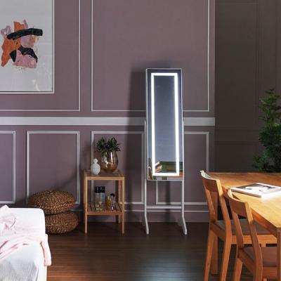 [Ldlab] 시크릿 LED 수납형 라인 전신 거울