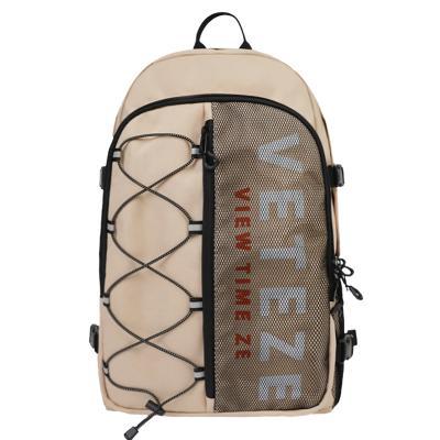 [베테제] Half Backpack (beige) 백팩 (베이지)