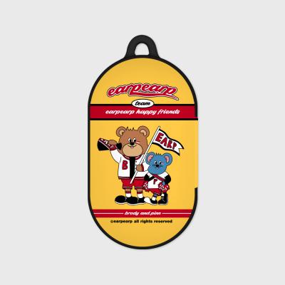 Cheer leader brody and pinn-yellow(Buds hard case)