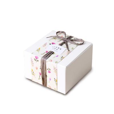 모던 화이트 선물상자-1 (2개)