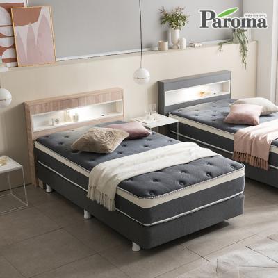 파로마 새디 호텔에디션 투매트 LED SS침대 프리미엄